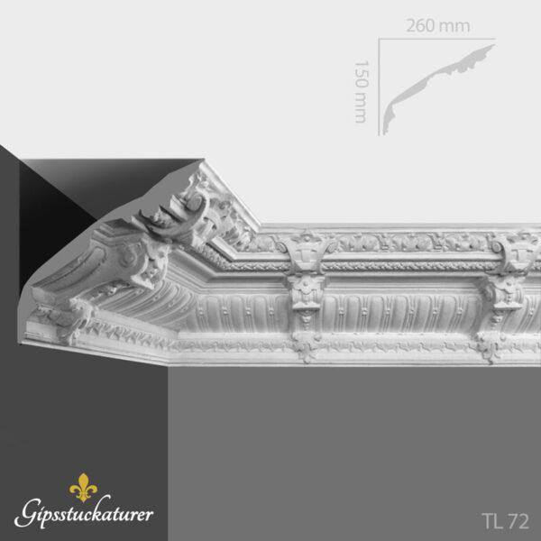 gips-stuckaturer-stockholm-sekelskifte-dekorativa-taklister-taklist-tl72-gipsstuckaturer-se