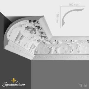 gips-stuckaturer-stockholm-sekelskifte-dekorativa-taklister-taklist-t56-gipsstuckaturer-se