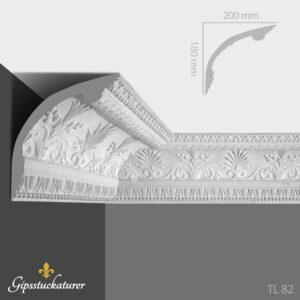 gips-stuckaturer-stockholm-sekelskifte-dekorativa-taklister-taklist-t82-gipsstuckaturer-se