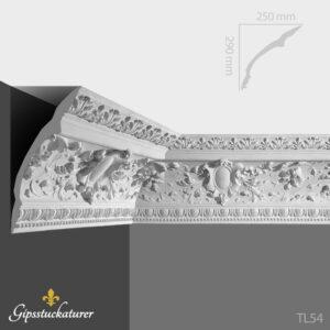 gips-stuckaturer-stockholm-sekelskifte-dekorativa-taklister-taklist--tl54-gipsstuckaturer-se