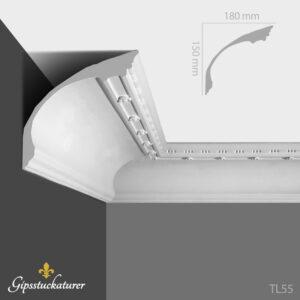 gips-stuckaturer-stockholm-sekelskifte-dekorativa-taklister-taklist--tl55-gipsstuckaturer-se
