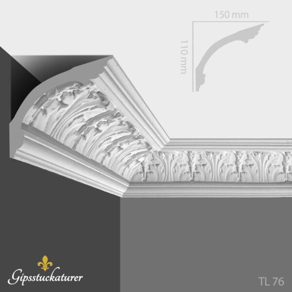 gips-stuckaturer-stockholm-sekelskifte-dekorativa-taklister-taklist-tl76-gipsstuckaturer-se