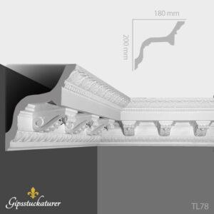 gips-stuckaturer-stockholm-sekelskifte-dekorativa-taklister-taklist-tl78-gipsstuckaturer-se