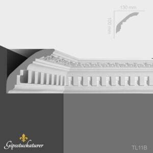 gips-stuckaturer-stockholm-sekelskifte-dekorativa-taklister-taklist-tl11b-gipsstuckaturer-se